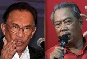 Husam mencadangkan gandingan pemimpin paling senior daripada kalangan orang Melayu iaitu Anwar dan Muhyiddin. - Gambar fail
